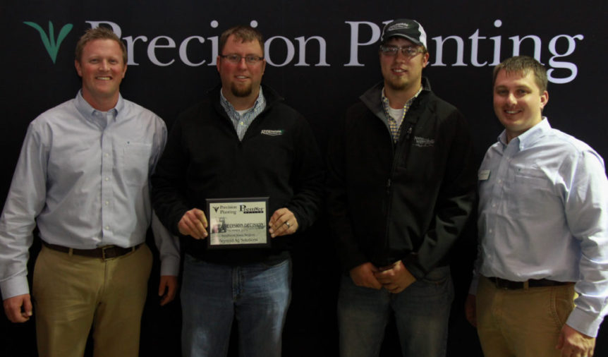 Reynolds Ag Solutions precision planting winners